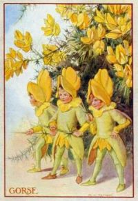 The Three Gorse Policemen (smaller size)