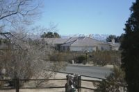 Desert Snow