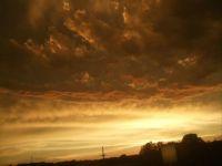 9 Nebraska sunset clouds