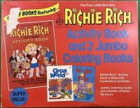 Box of Books Featuring Richie Rich