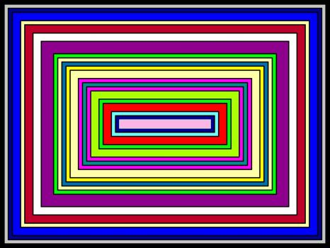 Concentric Rectangles 12/28/2020 88