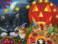 Halloween Mouse Buffet