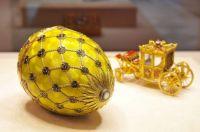 Imperial Coronation Egg (Fabergé 1897)