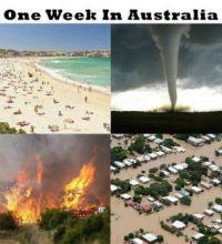 one week in australia