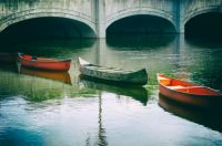 Canoes - small