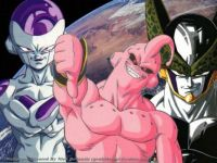 dragonball z bad hero's???