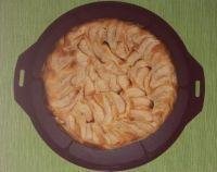 Smilla's first apple pie
