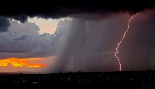 Bouřky v červenci 2021 - liberecký kraj...  Thunderstorms in July 2021 - Liberec region/CZ ...