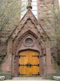 Church in Rhode Island                   032-001