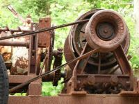 Rusted Machinery