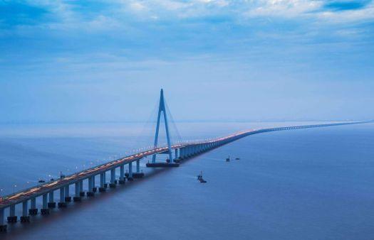 Hangzhou Bay Bridge, China $1.8 billion