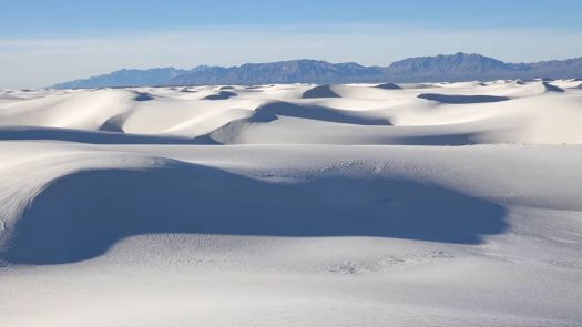 White Sands, Nové Mexiko