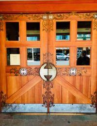 Door, Pendleton Oregon