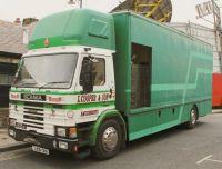 Showman's Scania