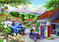 Village Petrol Station