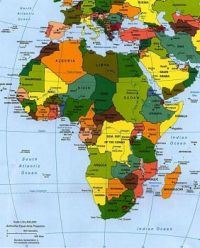 AFRICA THE CONTINENT