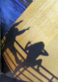Audrey's shadows