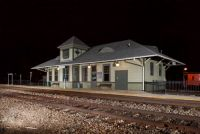 GTW Lapeer, Michigan Depot(Amtrak)