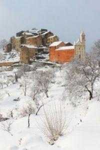 A Corsican Winter - Tralonca