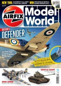 Airfix Model World April 2020