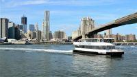 Ferry between Lower Manhattan & Brooklyn
