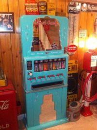 1950s Vintage Stoner 5 cent Candy Machine