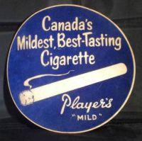 1930's Store Display Sticker