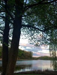 We love this lake