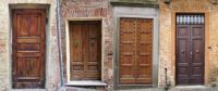 Doors of Siena 2
