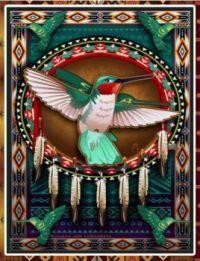Native Hummingbird