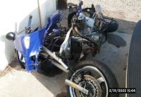 1996 R1100RS - Wrecked