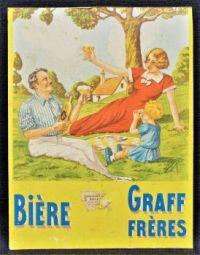 Themes Vintage ads - Graff Beer