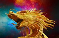 Golden Dragon!!