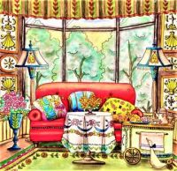 A Charming Parlor