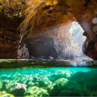 Sea Cave San Diego  CA