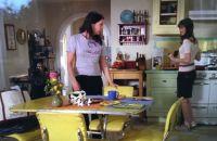 Gilmore Girls in Lorelei's kitchen