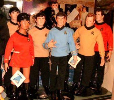 Star Trek Dolls