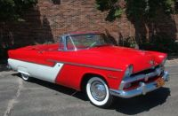 1955 Plymouth Belvedere convertible!  Bandit