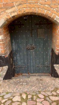 The old part of town - cellar door