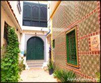 beautiful entry, Tunisia