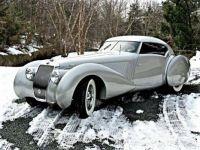1937 Delage D8 120S Aero Sport