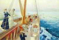 Yachting on the Mediterranean (1896), by Julius LeBlanc Stewart.