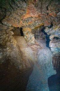 Lava cave, Ile de la Reunion
