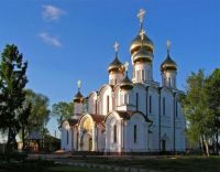 Church of St. Nicholas, Nikolsky Monastery, Pereslavl-Zalessky