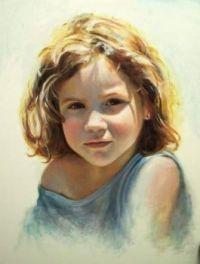 2  ~  'Little girl in the sunshine'