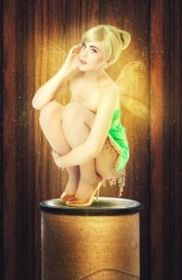 Eve Beauregard as Tinkerbell