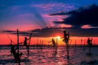 Fishermen on Stilts