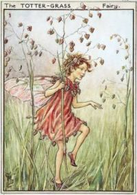 The Totter-Grass Fairy (mini)