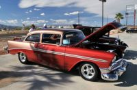 1956 Chevy - Nice Colors