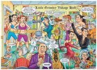 Little Grimley Village Hall by Geoff Tristram
